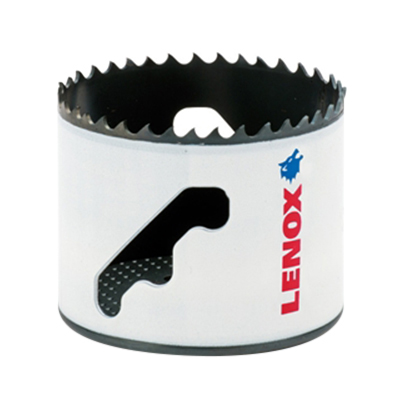 Lenox 3006868L Speed Slot® Variable Pitch Bi-Metal Hole Saw; 4-1/4 Inch, 1/Box