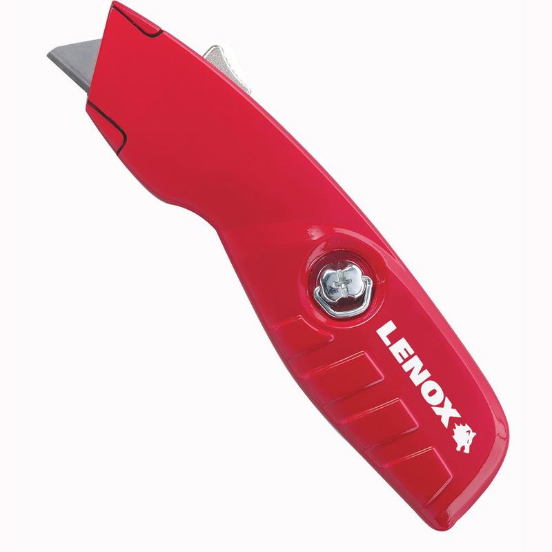Lenox 20366SRK1 Safety Knife; Bi-Metal Blade