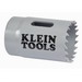 Klein Tools 31522 Great White™ Variable Pitch Hole Saw; 1-3/8 Inch, Cobalt Bi-Metal