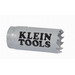 Klein Tools 31514 Great White™ Variable Pitch Hole Saw; 7/8 Inch, Cobalt Bi-Metal
