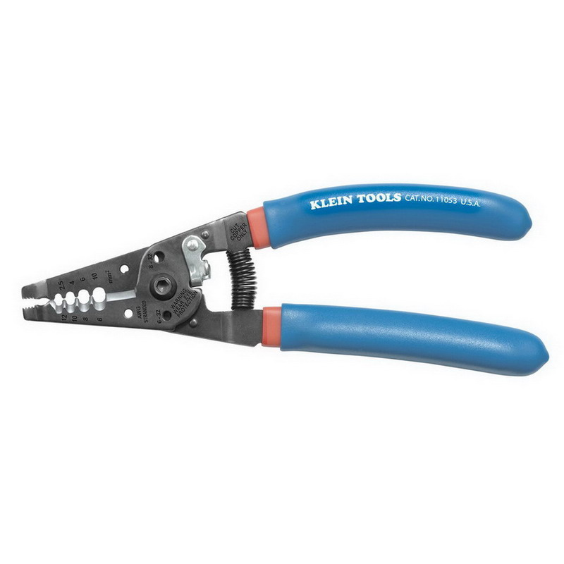 Klein Tools 11053 Kurve Wire Stripper/Cutter 7-1/8 Inch Overall Length