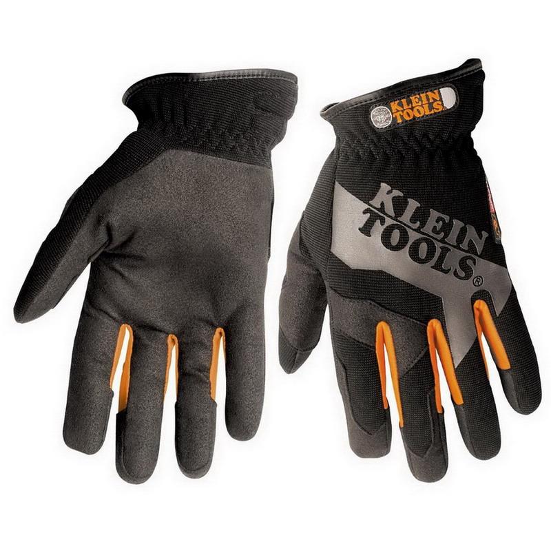 Klein Tools 40053 Journeyman™ K1 Utility Gloves; Large