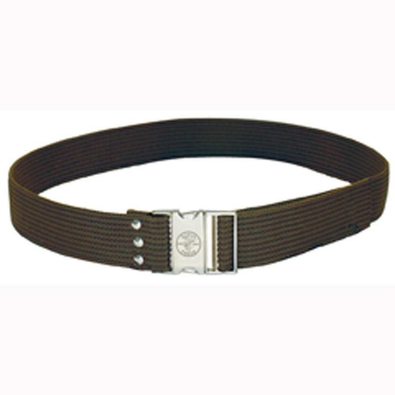 Klein Tools 5225 Web Tool Belt; 2 Inch Belt Width, Polypropylene