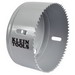 Klein Tools 31568 Great White™ Variable Pitch Hole Saw; 4-1/4 Inch, Cobalt Bi-Metal