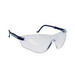 Klein Tools 60056 Protective Eyewear; Black Frame, Frameless With Clear Lens