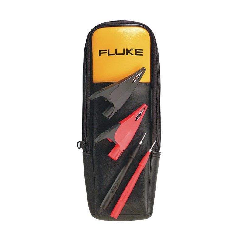 Fluke T5-KIT Tester Accessory Starter Kit; 1000 Volt CAT III/600 Volt CAT IV, 10 Amp