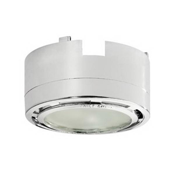Elite Lighting HU-10BK Puck Light; 2-5/8 Inch, 20 Watt, Black