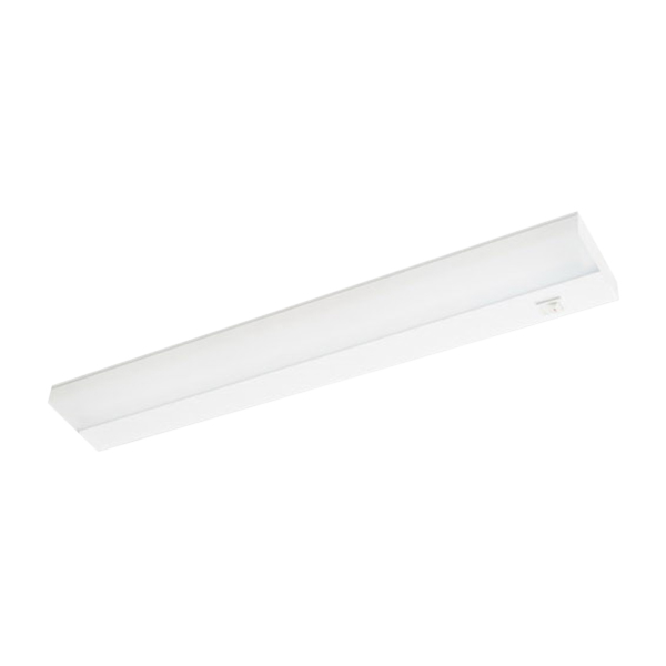 Elite Lighting EU12 1-Light Fluorescent Under-Cabinet Light Fixture; 8 Watt, 120 Volt, Lamp Included