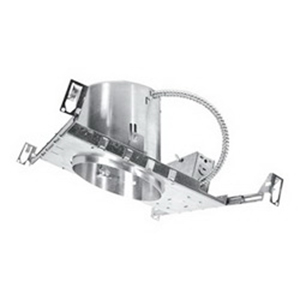 Elite Lighting B36ICAT Air Shut 6 Inch Slope Housing; IC Rated