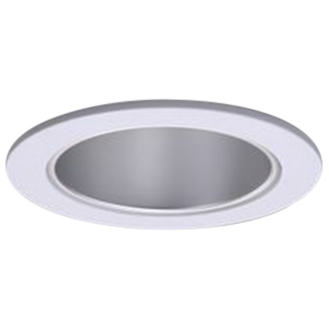 Cooper Lighting 999H Halo® 4 Inch Reflector Trim With Haze Reflector; White