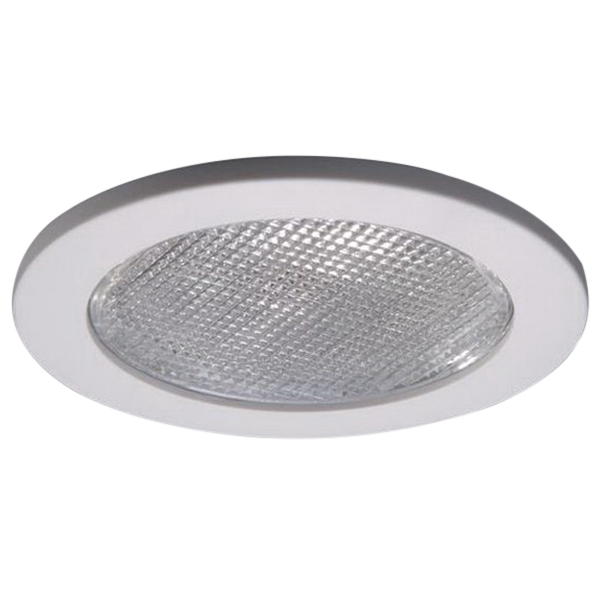 Cooper Lighting 951PS Holo® 4 Inch Shower Light Trim with Full Reflector; White