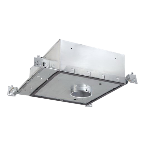 Cooper Lighting H36LVICAT Air-Tite® Halo® IC H3 Low Voltage 3 Inch Recessed Shallow Housing, MR16