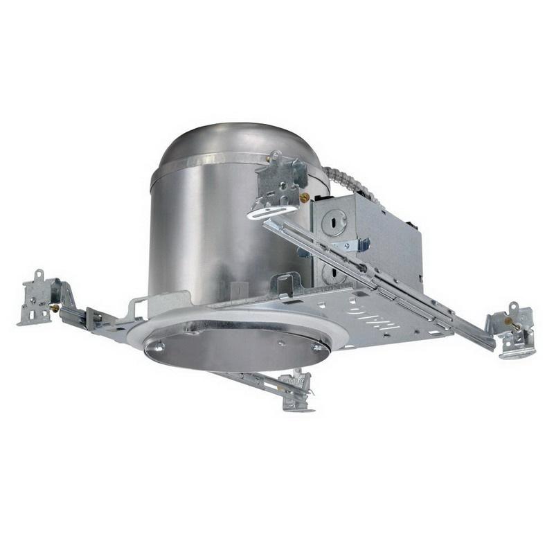 Cooper Lighting H750ICAT Halo® 1-Light LED 6 Inch Housing; Aluminum Housing Galvanized Steel FrameInsulated