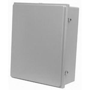 Hammond PJ1086RL Single Door Solid Cover; Molded Fiberglass Polyester