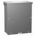 Hammond C3R12126SC C3R SC Series Screw Cover Enclosure; Galvanized Steel, Wall Mount
