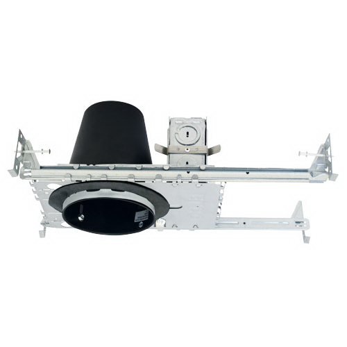 Elco EL99 4 Inch Line Voltage Housing; Steel
