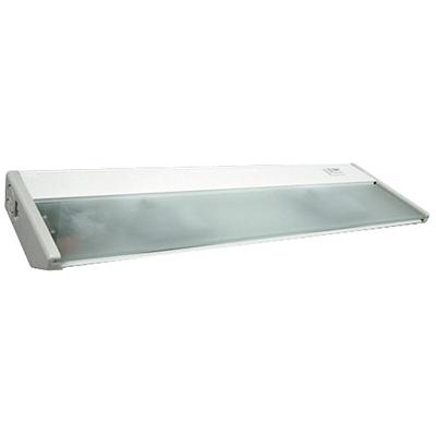 Elco EUC53W 3-Light Xenon Under-Cabinet Light Fixture; 35 Watt, 120 Volt, White, Lamp Included