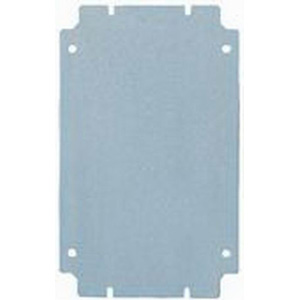 Rittal JBMP1412 Junction Box Mounting Panel; 14 Gauge Sheet Steel