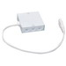 Juno Lighting ULH-DWM-WH Under Cabinet Lighting Direct Wire Module; White, For Economy Halogen