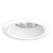 Juno Lighting V3034TW-WH 6 Inch Full Baffle Trim; White