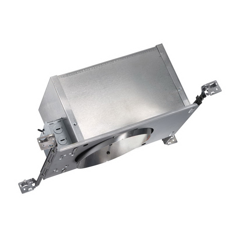 Juno Lighting IC928W IC 6 Inch Super Slope Housing; Insulated Ceiling