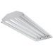 Juno Lighting T5E-454-U-P4-S AccuLite™ TE-Series™ 4-Light Ceiling Mount Fluorescent Highbay Fixture; 54 Watt, White