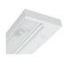 Juno Lighting UPLED14-WH 4-Light LED Under-Cabinet Light Fixture; 1 Watt, Designer White, Lamp Included