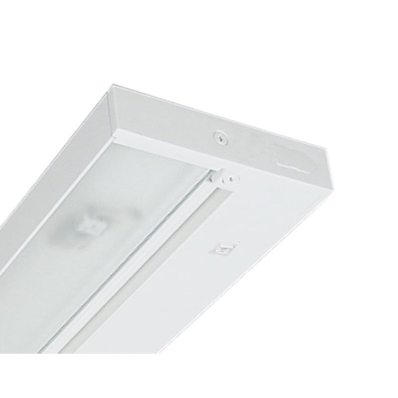juno lighting upled30 wh 8 light led under cabinet light fixture 1. Black Bedroom Furniture Sets. Home Design Ideas