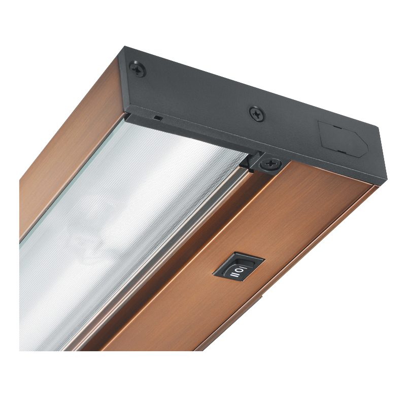 juno lighting upled14 bz 4 light led under cabinet light fixture 1. Black Bedroom Furniture Sets. Home Design Ideas