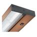 Juno Lighting UPLED30-BZ 8-Light LED Under-Cabinet Light Fixture; 1 Watt, Bronze, Lamp Included