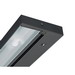 Juno Lighting UPLED09-BL 2-Light LED Under-Cabinet Light Fixture; 1 Watt, Black, Lamp Included