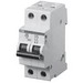 ABB S202P-K3 System Pro M compact® Supplementary Protector; 3 Amp, 480Y/277 Volt AC, 2-Pole, DIN Rail Mount