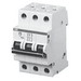 ABB S203-K20 System Pro M compact® Supplementary Protector; 20 Amp, 480Y/277 Volt AC, 3-Pole, DIN Rail Mount