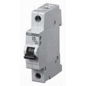 ABB S201-K3 System Pro M compact® Supplementary Protector; 3 Amp, 480Y/277 Volt AC, 1-Pole, DIN Rail Mount