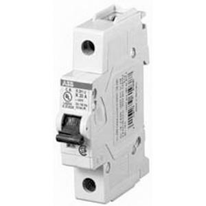 ABB S201U-K1 System Pro M compact® Branch Miniature Circuit Breaker; 1 Amp, 240 Volt AC, 1-Pole, DIN Rail Mount