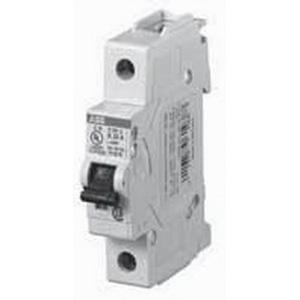 ABB S201U-K20 System Pro M compact® Branch Miniature Circuit Breaker; 20 Amp, 240 Volt AC, 1-Pole, DIN Rail Mount