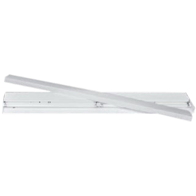 NSI UCF4226WT5 1-Light Fluorescent Under-Cabinet Light Fixture; 26 Watt, T5, 110 - 125 Volt, Lamp Included