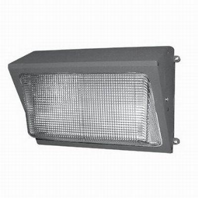 NSI WPM150MHQP 1-Light Medium Size Metal Halide Wall Pack; 150 Watt, Brown, Lamp Included