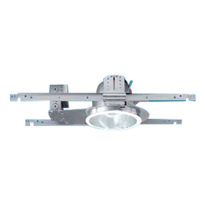 Cooper Lighting 6HC PD6 6 Inch Horizontal Clear Reflector; Non-Insulated Ceiling