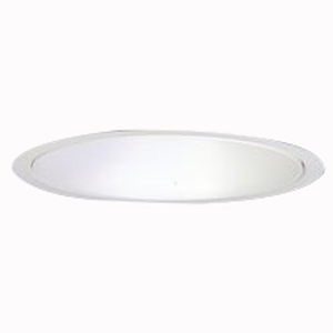 Cooper Lighting 1673P Halo® 6 Inch Shower Light Trim With Frensel Lens; Regressed Fresnel Lens