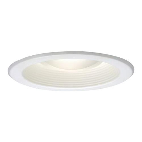 Cooper Lighting 5001P HALO® IC 5 Inch Trim With White Baffle; White