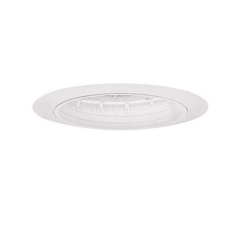 Cooper Lighting 5010W HALO® 5 Inch Trim With White Baffle; White