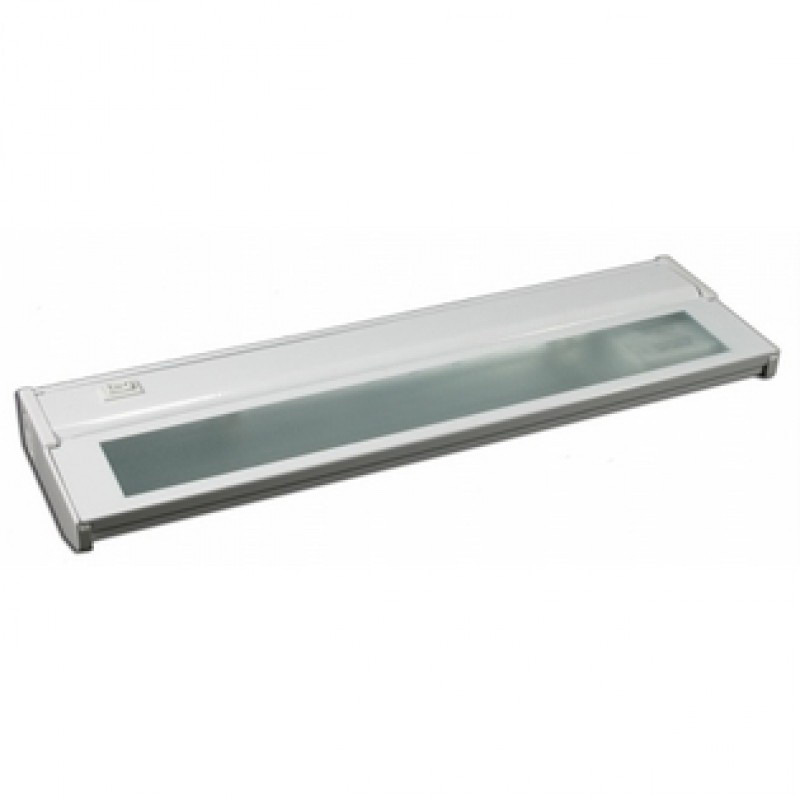 american lighting lxc2hwh 2 light dimmable xenon hardwired under cabinet light fixture 40 watt 120 volt 168 lumens white lamp included cabinet lighting 2