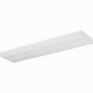 Lithonia Lighting / Acuity 2UC-25-MVOLT-GEB10IS-M6 Fluorescent Under-Cabinet Light Fixture; 25 Watt, 120/277 Volt, White, Lamp Not Included