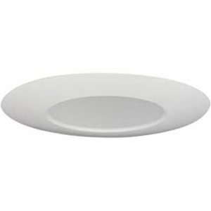 Lithonia Lighting / Acuity CO1-R6 Wide Flanged 6 Inch Open Shallow Trim; Aluminum Reflector, Insulated Ceiling