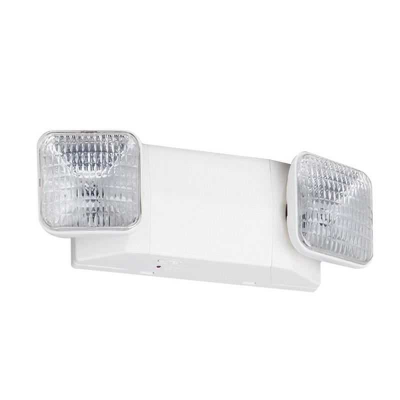 Lithonia Lighting / Acuity EU2-M6 Universal J-Box Mount Emergency Lighting Unit; White