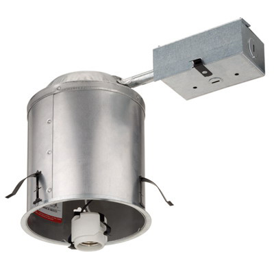 Lithonia Lighting / Acuity L5R-R6 IC Contractor Select 5 Inch Recessed Housing; Aluminum