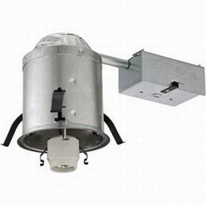 Lithonia Lighting / Acuity L3R-R6 IC and Non-IC 4 Inch Remodel Housing; 120 Volt