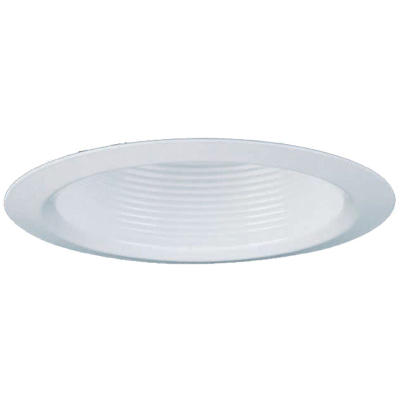 Lithonia Lighting / Acuity 3B1W-R24 Narrow Flange 3 Inch Shallow Baffle Trim; White