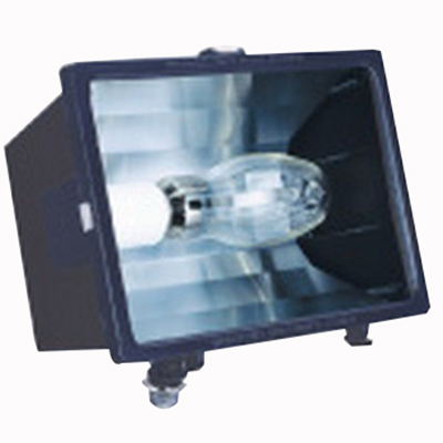 Lithonia Lighting / Acuity F150ML-M4 1-Light Pole/Wall Mount Small Metal Halide HID Flood Light; 150 Watt, Dark Bronze
